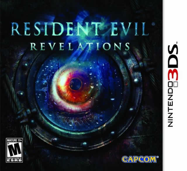 Resident Evil: Revelations Box Shot