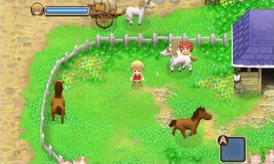Harvest Moon: Tale of Two Cities Torrent Screenshot