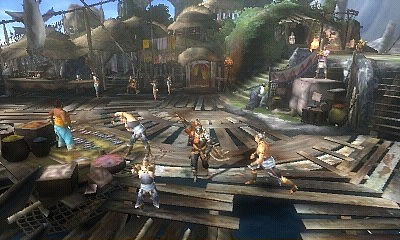 Monster Hunter 3G Torrent Screenshot