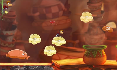 Rayman Origins Torrent Screenshot