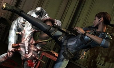 Resident Evil: Revelations Torrent Screenshot