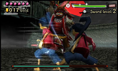 Sakura Samurai Art of the Sword Screenshot