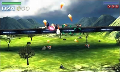 Star Fox 64 3D Torrent Screenshot