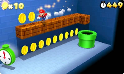 Super Mario 3D Land Torrent Screenshot