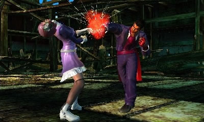Tekken 3D Prime Edition Torrent Screenshot
